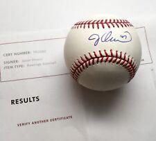 Jesse Orosco  JSA Signed OML Baseball (703)