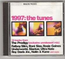 (GX337) 1997: The Tunes, 19 tracks various artists - 1997 Muzik CD