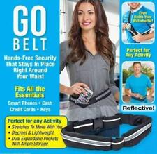 Pop Go Belt As Seen On TV Hands-Free Security Mobile Cell Phone Belt Money Belt