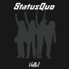 STATUS QUO - HELLO! (2015 REISSUE) 2 CD NEU
