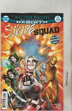 DC Comics Suicide Squad #14 May 2017 Rebirth Variant 1st Print NM