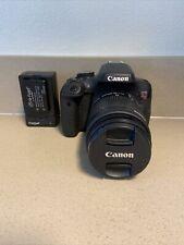 Canon EOS Rebel T6i DSLR Digital SLR camera