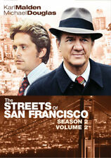 The Streets of San Francisco: Season 2, Volume 2 (DVD,2008)