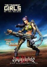 Raging Heroes Jailbirds Yoko The Psycho Female Commander 28mm