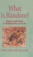What Is Random?: Chance and Order in Mathematics and Life-ExLibrary