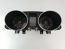 VW Golf 08-12 MK6 1.6TDI Speedometer Gauge Instrument Cluster Clocks 5K0920960J