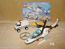 LEGO Sets: Town: Police: 6545-1 Search N' Rescue (1996) 100% with INSTRUCTIONS