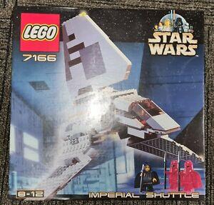 Lego Star Wars Imperial Shuttle 7166