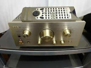 TEAC A-H500i STEREO AMPLIFIER (WITH REMOTE)