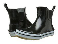 Kamik Women's Sharon Lo Black Noir Ankle Boots Wellies Size UK 4 EUR 37