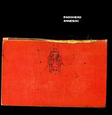 RADIOHEAD amnesiac (CD album) alternative rock, leftfield, experimental