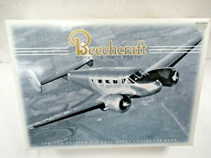 Liberty Classics Spec Cast 388500 Beechcraft Model 18 Twin Beech USMC Plane Bank