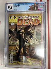 The Walking Dead #1 (2003, Image) CGC 9.8 Rick label!! Rare the grail of twd!