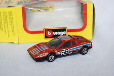 Burago 1/43 - Ferrari 512 BB Daytona + scatola