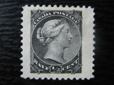 CANADA Sc. #34 scarce mint stamp! SCV $11.00