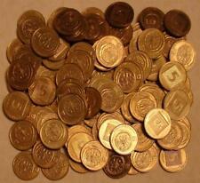 100 Ancient Widows Mite Widow's Mites on Modern Israel Israeli 5 Agorot Coin LOT