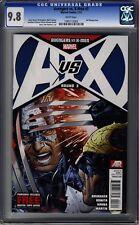 Avengers vs. X-Men (2010 Series) #3 CGC 9.8