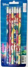 Disney Ariel 1 Pack of 6 School Pencils Party Favors