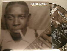 ROBERT JOHNSON They're Red Hot limited edition picture disc UK LP