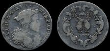 Napoli - Carlo II Rare Tari Ar 1698 MB Sig Periz