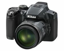 Nikon COOLPIX P510 16.1 MP CMOS Digital Camera with 42x Zoom ED Lens GPS Record