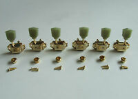 GOLD LP Deluxe Tuning Keys Pegs Guitar Tuners Machine Heads 3L3R Fits Les Paul