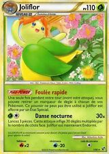 POKEMON INDOMPTABLE HOLO N°   1//90 JOLIFLOR 110 PV ✿◕‿◕✿