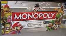 Nintendo Monopoly Collectors Edition Brand New NES SNES