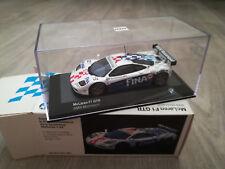 Mclaren F1 GTR 1 43 BMW Dealership 1995 test car minichamps