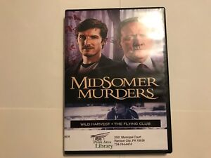 Midsomer Murders - Wild Harvest / The Flying Club (DVD, 2013)