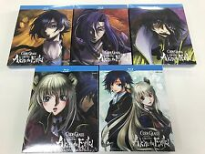 CODE GEASS AKITO The Exiled Completa - 1° Press - 5 blu ray digipack Limitati