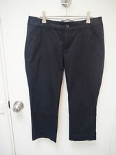 Esprit Cotton Blend Capris, Cropped Pants for Women