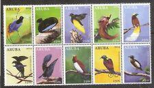 Aruba  Nr  750/759  Postfris.