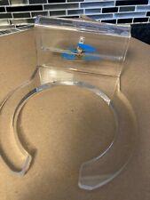 Bubble Magus filter sock Holder 4 inch Hanging Bracket Sump Filter Marine