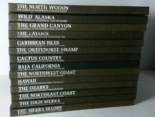 14 books The American Wilderness TIME-LIFE BOOKS Alaska Grand Canyon Ozarks etc