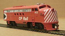 Bachmann 'HO' Scale - Canadian Pacific (CP Rail) #1412 - FT Diesel Locomotive