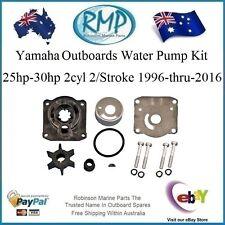 a RMP Water Pump Kit Suits Yamaha 25hp-30hp 2cyl 2/stroke # R 61n-w0078 H