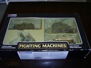 CORGI FIGHTING MACHINES CSCW38004  4 PIECE SET  VE-DAY 60TH ANNIVERSARY