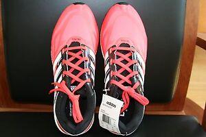 Men's Adidas Response Boost Tech Running Shoes M18619 Orange Size 10