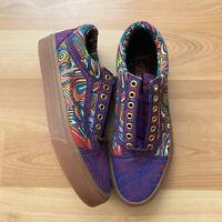 Brand New Vans Old Skool ZZ Zio Ziegler Size Mens 9 Womens 10.5 No Box Flaw Rare