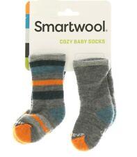 Smartwool Toddler Sock Sampler Medium Gray Heather/Mediterranean 12-24 Month