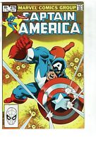 Captain America #275, FN/VF 7.0, 1st Appearance Helmut Zemo in Costume