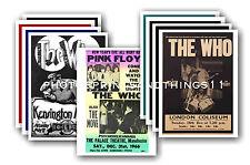 The Who - 10 promocional pósters - coleccionable juego de postales # 3