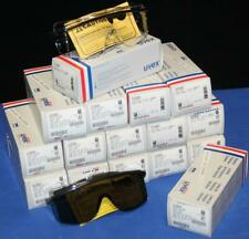 Lot of 16 New Uvex S2504C S2500C Safety Eye Ware Glasses Free Shipping!
