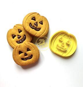 Zucca Halloween Formine Per Biscotti Ripieni Cookie Cutter