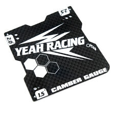 Graphite Lightweight Camber Gauge For 1:10 RC Drift or Touring Car suit HPI