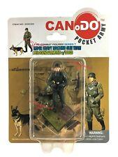 1:35 Dragon Models Can.Do Series WWII German Army Feldgendarmerie w/ Dog Figure