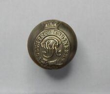 19th Century Volunteer Engineers tunic Button 21mm