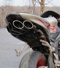 JTI S4 Kawasaki Ninja ZX-6R 05 06 exhaust muffler pipe ZX6 ZX6R  ZX636 ZX-6RR