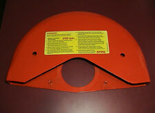 "NEW/NOS STIHL Concrete Cut-Off Saw TS 12""/300mm Blade Guard Cutting Wheel Shield"